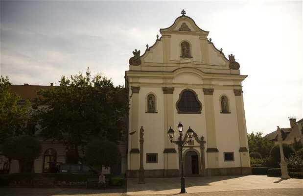 Templo Blanco de Vác