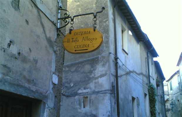 Locanda del Gufo Allegro