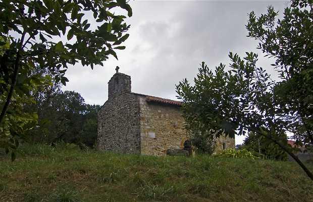 Iglesia De San Roman De Escalante