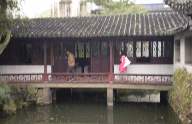 Conjunto Histórico de Jardínes de Suzhou