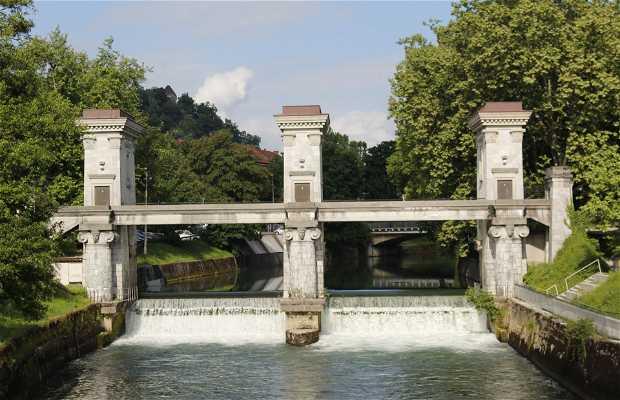 Barrera de Ljubljanica
