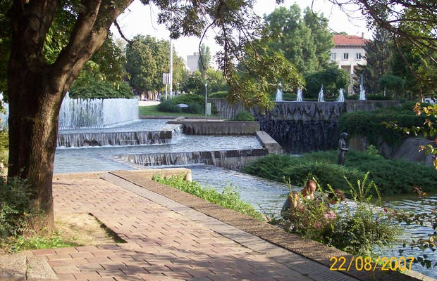 Pleven - my city