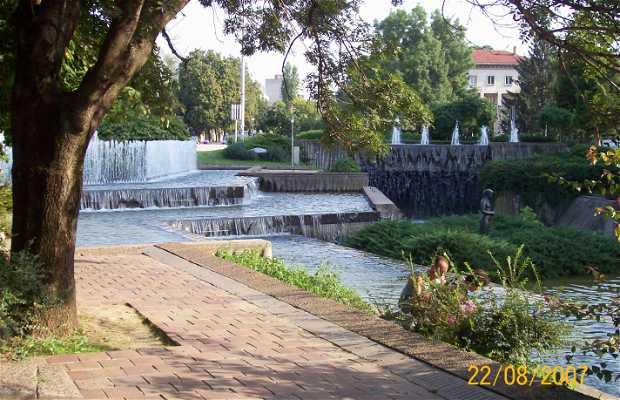 Village de Pleven