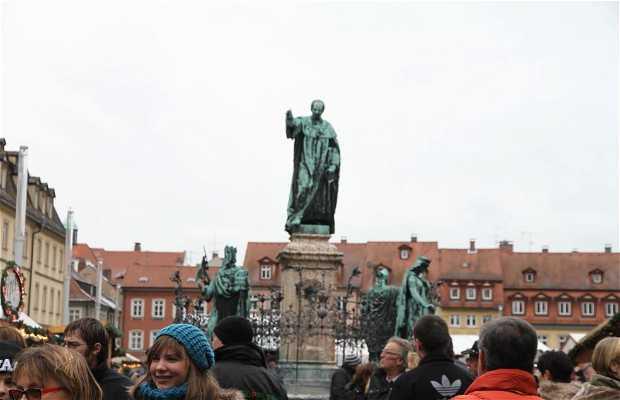 Maximiliansplatz Bamberg