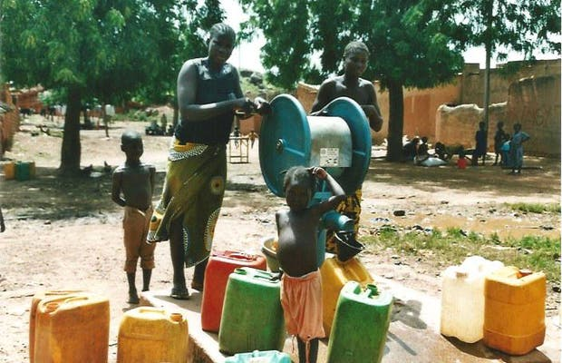 La Boucle du Niger