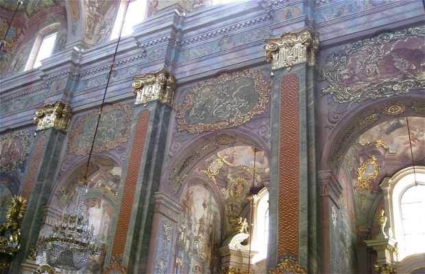 Interior de la catedral de lublin en lublin 1 opiniones y for Catedral de durham interior