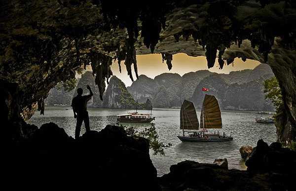 Cueva de las Sorpresas o Sung Sot Grotto