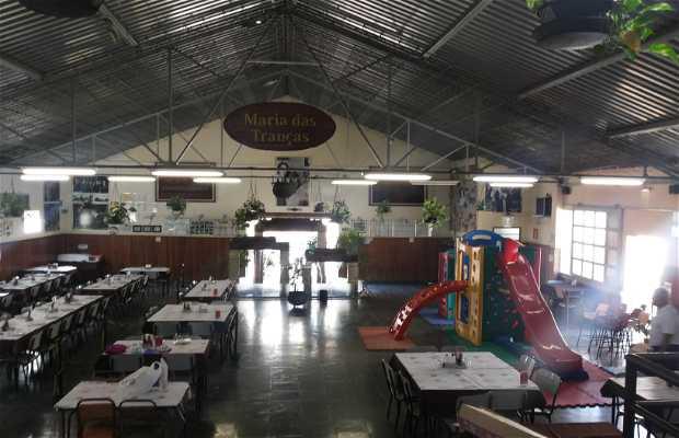 Restaurante Maria Das Trancas - São Francisco
