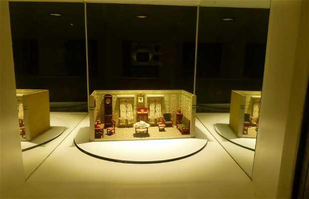 Museo del Juguete - Spielzeugmuseum