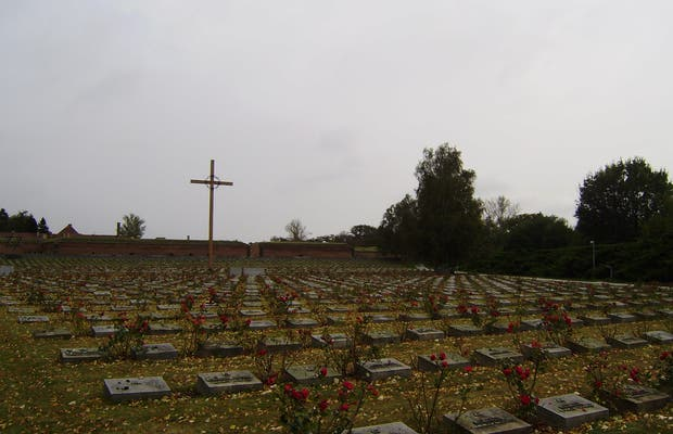 National Cemetery in Terezín