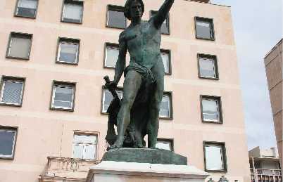Estatua de Ingenieros de navegación