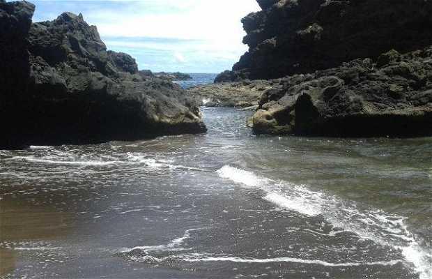 Caserío de Las Carboneras - Playa de La Fajana