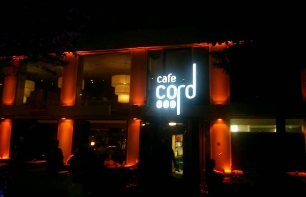 Cafe Cord