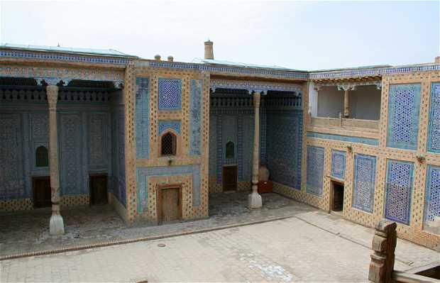 Palacio de Khans