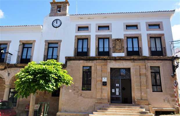 Casa Consistorial de Valencia de Alcantara