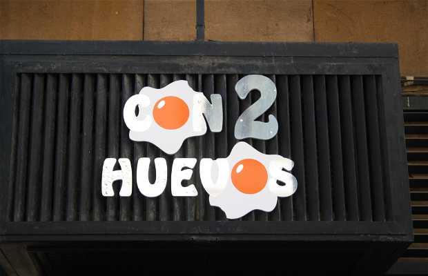 con 2 huevos Restaurant