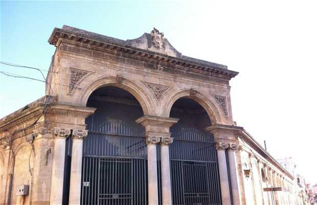 Palazzo del mercato coperto