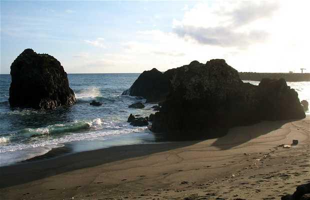 Vinha da Areia beach