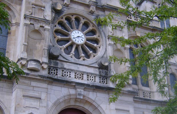 Iglesia Saint Nicolas