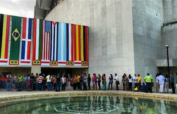 Teatro Amira de la Rosa