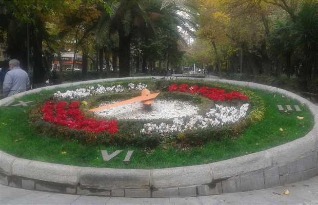 Paseo San Gregorio