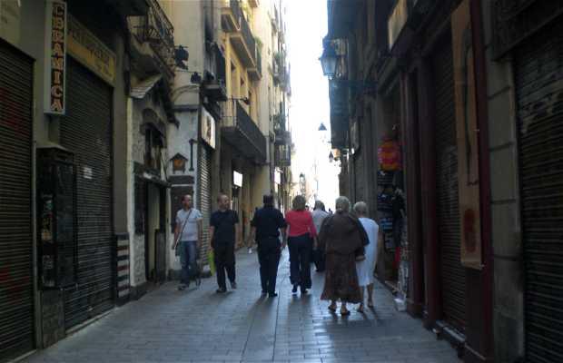 Rue de la Libretería