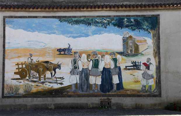 Murales d'Ardara