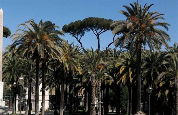 Jardín Botánico de Roma