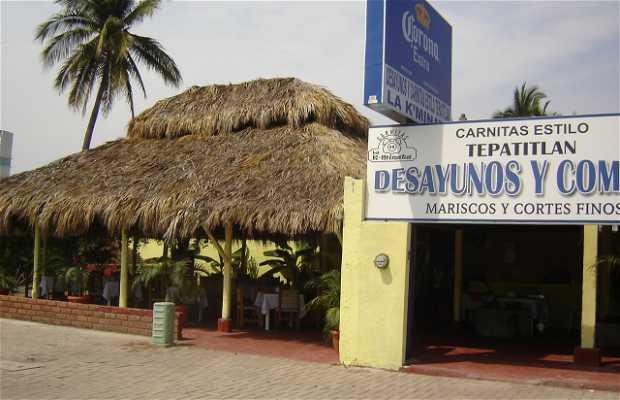 Restaurante La Kminata