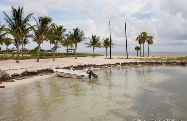 Sombrero Beach