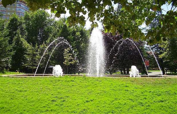 Parco di Quevedo a León