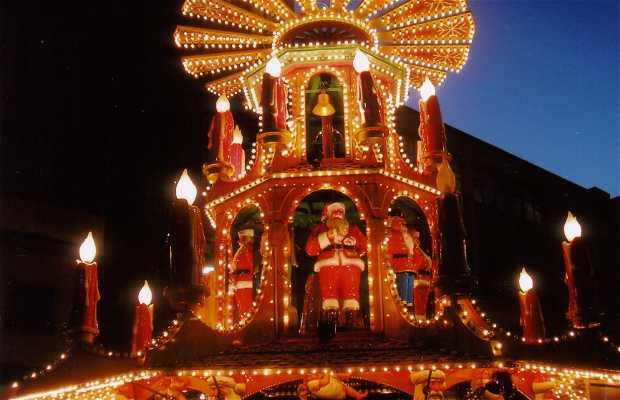 Mercatino di Natale a Birmingham