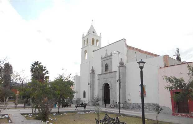 Parroquia de Santiago Apóstol.