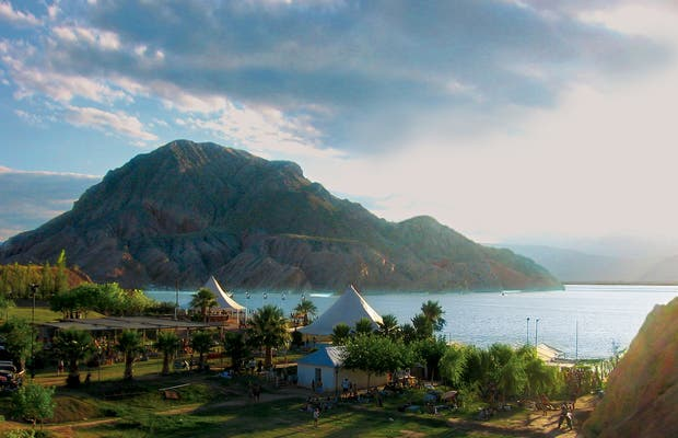 Lago Ullum-San Juan