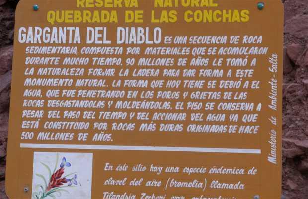Garganta Del Diablo