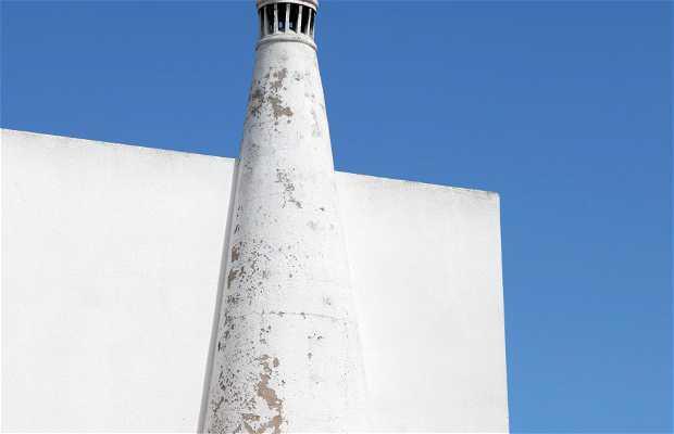 Cheminées de l'Algarve