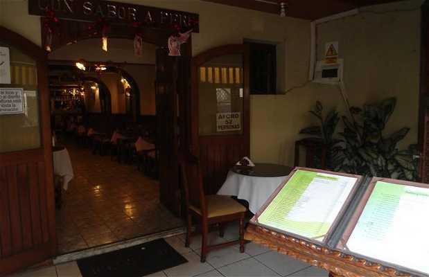 restaurante Con Sabor a Peru