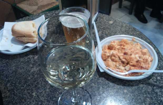 Taberna El Andalú de Cadi