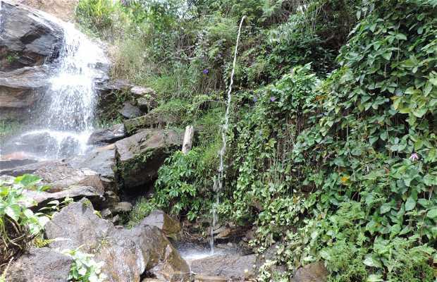 Cachoeira da Vovó Lucia