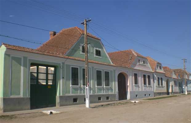 Casas Sajonas