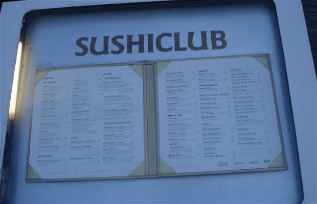 Restaurante Sushiclub . Sushi Buenos Aires