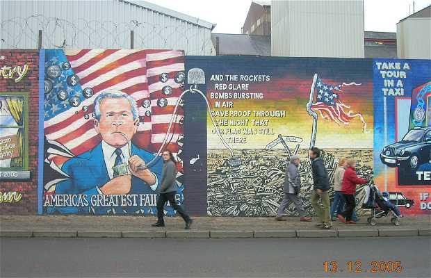 Murales católicos