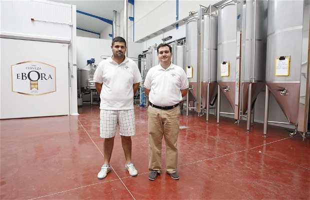 Fábrica de cervezas Ebora