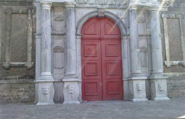 Chapelle de l'ancien collège des Jésuites