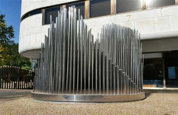Escultura Órgano