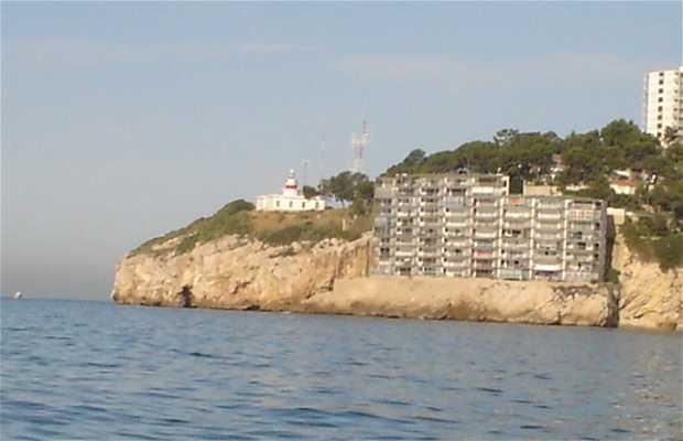 Salou lighthouse