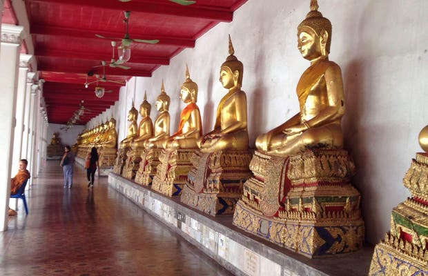Buda de Oro - Wat Traimit