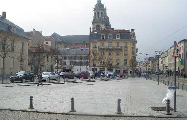 Place du colonel Driant