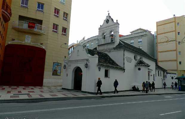 Eremo della Zamarrilla a Málaga