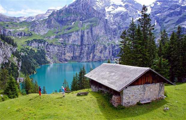 Lago Oeschinen